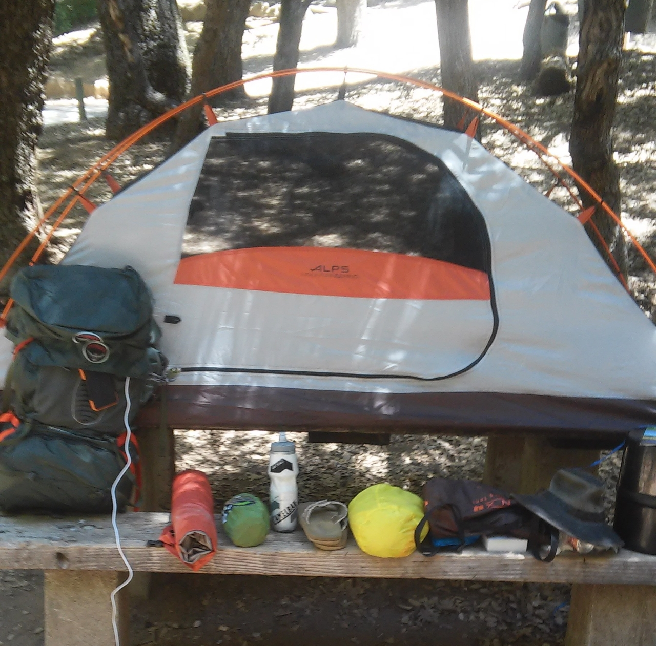 My First Solo Backpacking Trip: Palomar Mountain