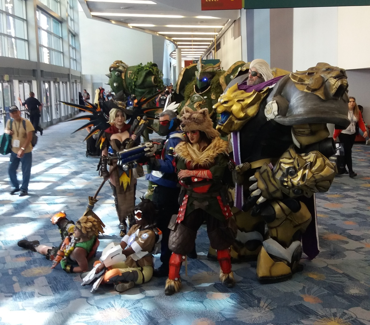 The Wonders of Wondercon 2017